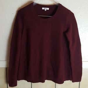 Madewell Pull over knit sweater Size medium